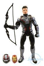 """Marvel Legends 6"""" Inch Target 2-Pack Avenger Endgame Hawkeye Loose Complete"""