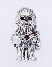 NEW 100% Authentic PANDORA 925 Star Wars Chewbacca Charm Pendant 799250C01