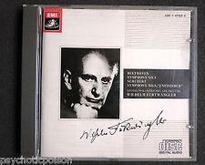 Furtwängler Beethoven Symphonie 5  Schubert Symphonie 8 Vienna EMI Made in Japan