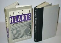 * Signed Copy * John Harvey Lonely Hearts 1st American Edition 1989