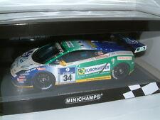 1/18 LAMBORGHINI GALLARDO LP600+ GT3 2011 NURBURGRING, #34. LTD ED MINICHAMPS
