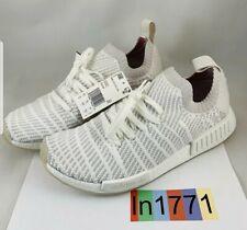 adidas Originals NMD R1 STLT PK Running Shoes GreyWhite (11 B(M) US)