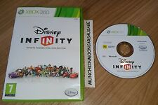 Disney Infinity 2013 (1) GAME ONLY PAL Microsoft XBox 360 No Manual FREE UK P&P