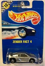 Hot Wheels #125 Zender Fact 4 SHO wheels