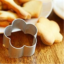 Kitchen DIY Cartoon Cookies Tools Aluminium Fondant Cake Sugarcraft Cutter Tools