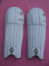 "MB Malik ""ZULFI"" Cricket Batting Pads  NEW Arrival"