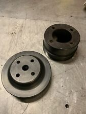 ASP underdrive Pullies 86-93 Ford Mustang 5.0 Gr Lx Cobra Steel Foxbody