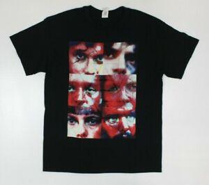 Arcade Fire Rock Band Black T-Shirt New! (4F3