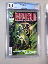 BATMAN BEYOND #40 1st print CGC 9.4 Batwoman Beyond's Identity Revealed not 9.8
