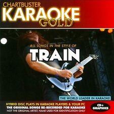 Karaoke Gold: Songs in the Style of Train