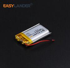 li Polymer Battery 3.7V 150mAh 501630 For Sony SBH52 Bluetooth headset 051630