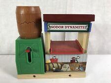 Thomas & Friends the Tank Engine Wooden Railway Toy Train Blast Sodor Dynamite