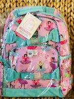 NWT Pottery Barn Kids Mackenzie Pink Fairy Large Backpack-Sold Out No Mono New
