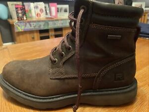 rockport boots size 8