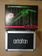 ORTOFON TWO PIECES CONCORDE DIGITRACK GREEN PROFESSIONAL DJ CARTRIDGE, DENMARK