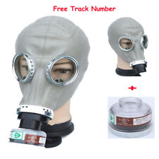 Paint Spray Military soviet Chemical Face gas mask Respirator 40mm With filter
