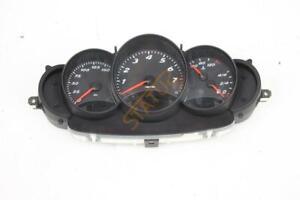Porsche Boxster 986 Dash Clocks Instrument Cluster Speedo