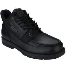 Bottes noirs Rockport pour homme