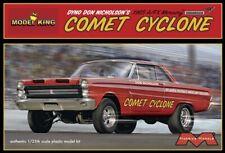 Moebius 1238 1965 DYNO DON NICHOLSON COMET CYCLONE MODEL CAR MOUNTAIN King New