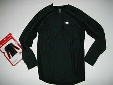 McDavid MD 994 Men/'s Heavy Weight Long Sleeve Body Shirt Royal Large