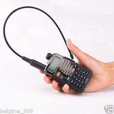 NAGOYA NA-771 SMA FEMALE DUAL BAND UHF VHF FLEXIBLE RADIO ANTENNA BAOFENG WOUXUN