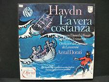 Haydn Lavera Costanza Antal Dorati Philips Netherlands Pressing  3LP Booklet