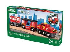 33844 tren Brio rescate para combatir incendios