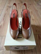 BNIB Next Slingback Platform Heel, Camel, Size 3.5/36, RRP £50.