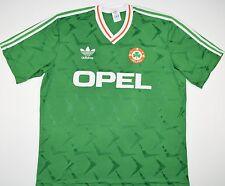 1990-1992 IRELAND ADIDAS HOME FOOTBALL SHIRT (SIZE XL)