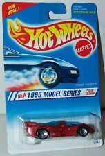 Hot Wheels 1995 New Model Series 5 of 12 Power Pistons #347 PACKAGE ERROR