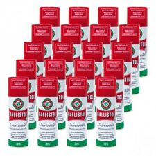 (33,15€/1l) BALLISTOL Spray, 20 Dosen a 200 ml Waffenöl Kriechöl Pflegeöl 21700