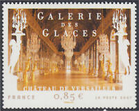 France 4119 2007 The Salon of The Mirrors IN The Palace Of Versailles MNH