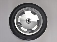"""50cc -150cc GY6 12"""" Front Disc Brake Rim / Tire / Valve Chinese Scooter 5052"""