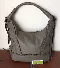 New~orYANY Soft Nappa Leather Hobo - Michelle~Storm