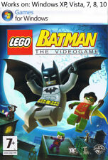 LEGO Batman: The Videogame PC Video Game