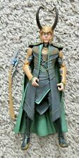 "MARVEL LEGENDS LOKI RARE 6"" INCH THOR AVENGERS MOVIE WALMART EXCLUSIVE WAVE"