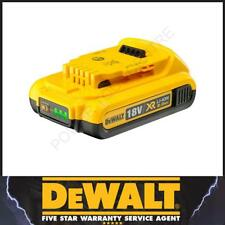 Genuine Dewalt DCB183 XR 18V 2.0Ah Lithium-Ion Li-Ion Slide Battery 18 Volt
