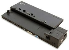 Lenovo Pro (90W) USB 3.0 Notebook Docking Station with Adaptor (Black)