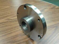 1 12 8 Thread Adapter Plate For 6 Self Centering Lathe Chucks Adp 06 1128