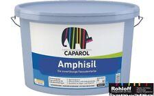 Caparol Amphisil Fassadenfarbe 12.5 Liter siloxanverstärkt hoch diffusionsfähig