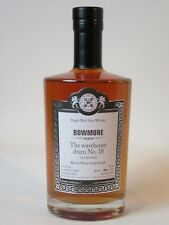 Bowmore 2000-2017 Barolo Wine Cask Finish MoS 17005 52,8% 50cl Warehouse Dram 18