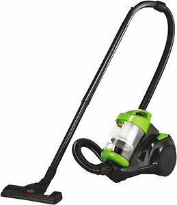 Bissell Zing Canister, 2156A Vacuum, Green Bagless