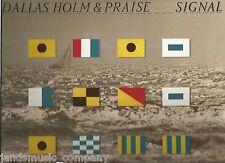 DALLAS HOLM & PRAISE : SIGNAL [LP vinyl, GREENTREE RO3947, 1983 ]