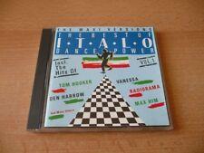 CD The Best of Italo Dance Power: Tom Hooker Den harrow Max Him Radiorama Etnika