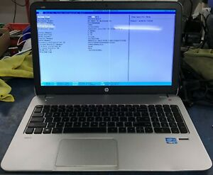 HP Envy 15 Intel i5-3230M 2.6GHz 2GB RAM NO HDD/OS *BIOS*   LP841