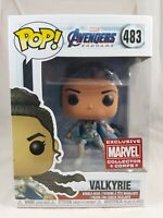 Marvel Funko Pop - Valkyrie -  Avengers Endgame - Collector Corps - No. 483