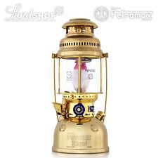 Starklichtlampe Petromax HK 500 Petroleumlampe Camping Messing poliert