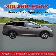 lunotto Protezione solare HONDA CIVIC 5-PORTE anno 01-05 pannelli frontali posteriori
