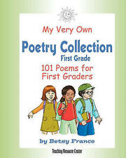 NEW My Very Own Poetry Collection First Grade: 101 Poems For First Graders