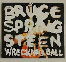 Bruce Springsteen Wrecking Ball CD Europa 2012 Portada gatefold